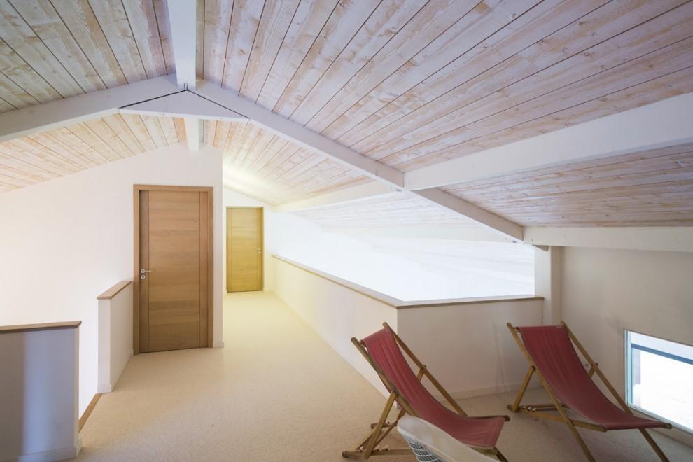 Maison contemporaine côte basque