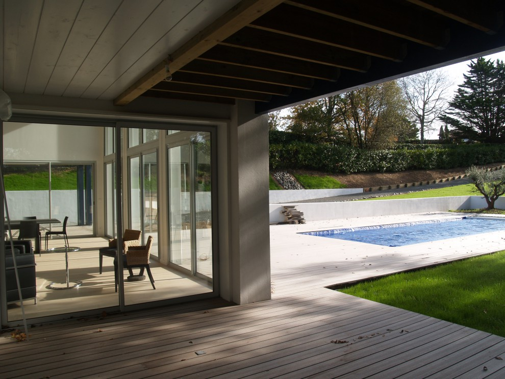 Sublime maison contemporaine