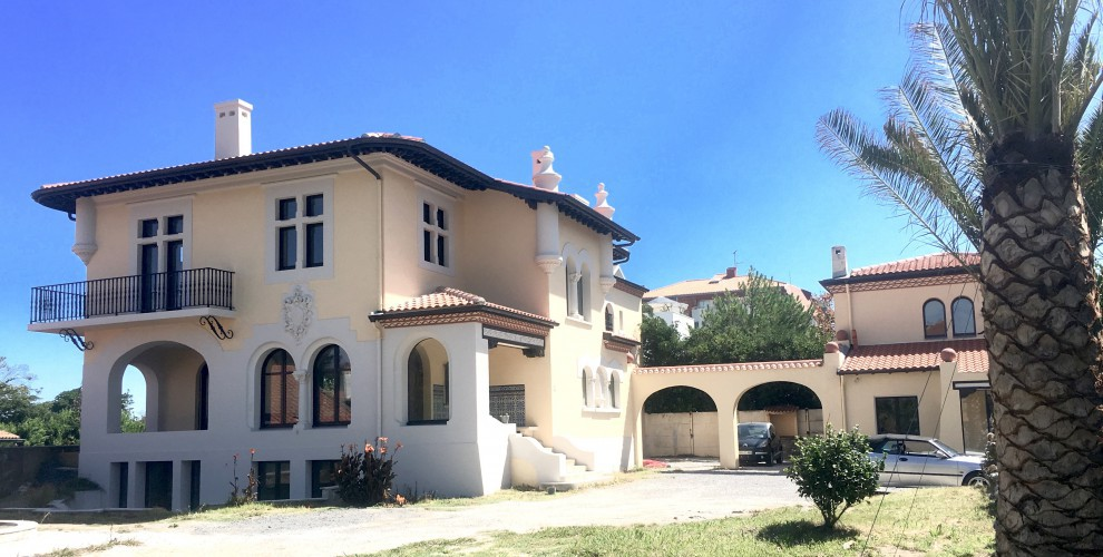 Sublime Villa art deco rénnové