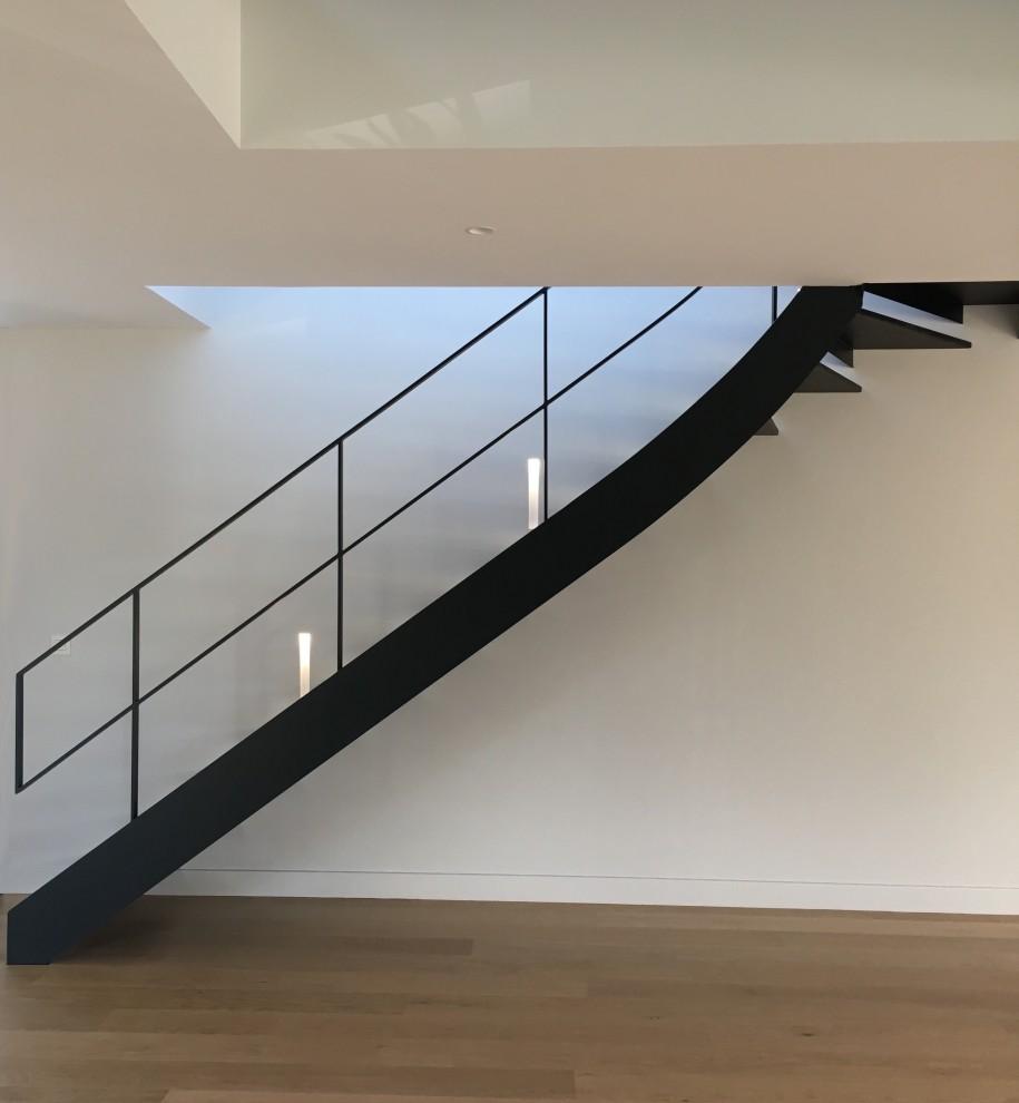 Superbe escalier sur mesure