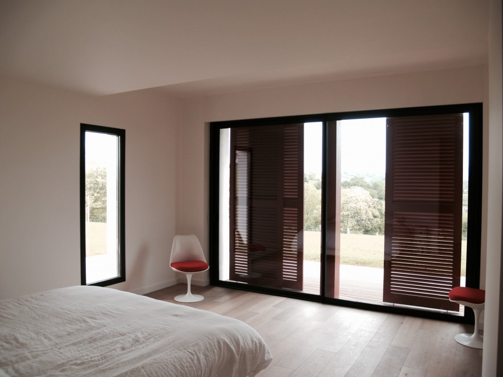 Villa de luxe Fabrice Delettre Architecte