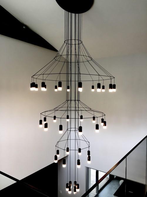 Magnifique lampe design