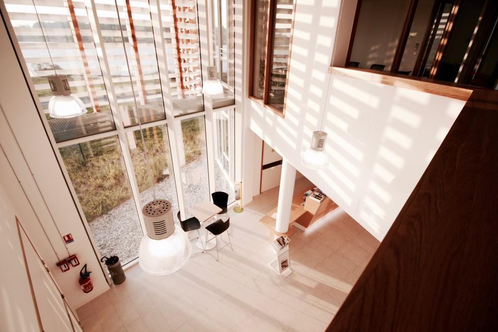magnifique architecture contemporaine