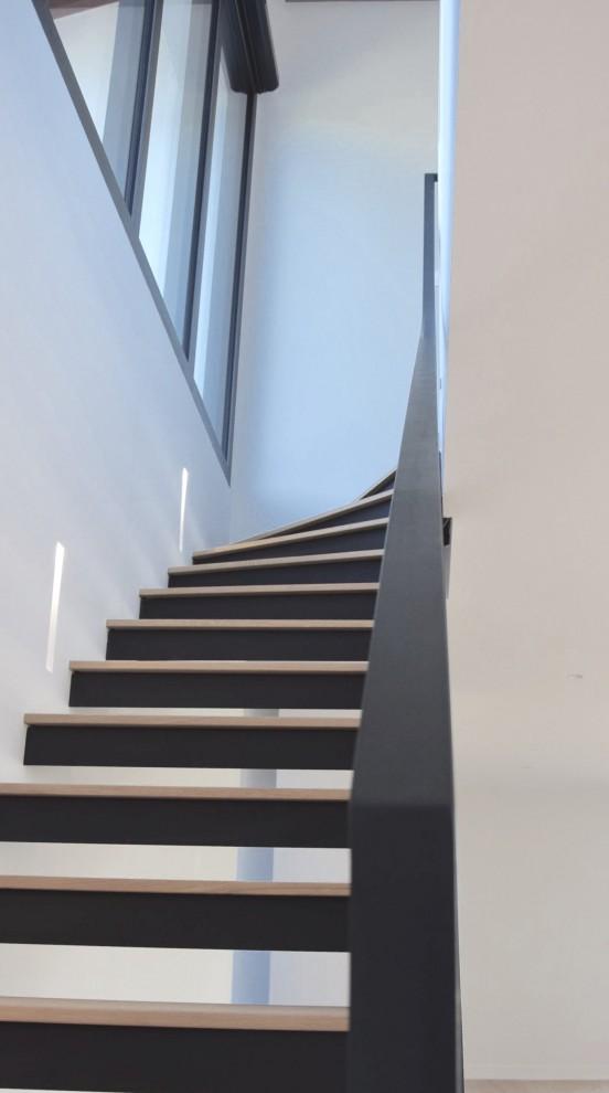 Escalier de prestige sur mesure