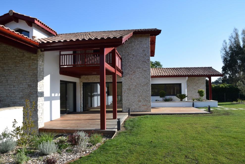 MAgnifique villa contemporaine