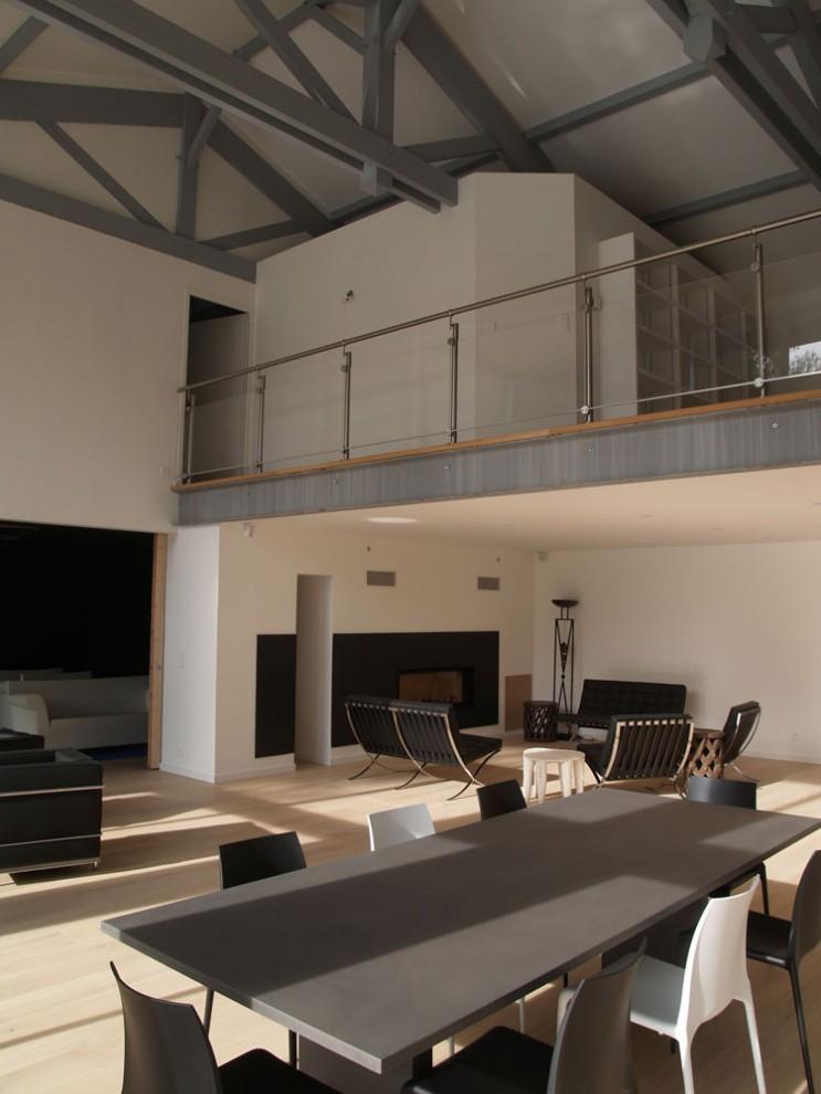 Maison contemporaine de standing