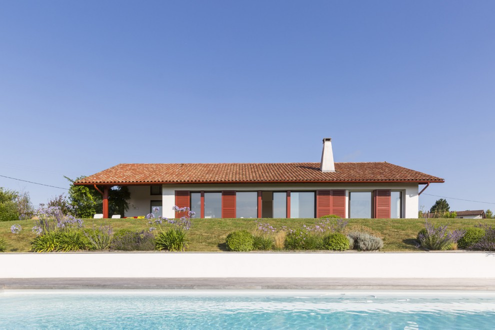 Maison exceptionnelle pays basque