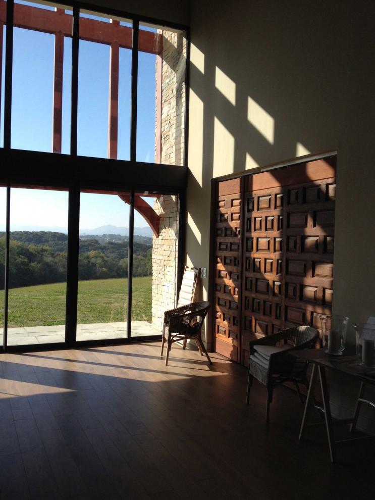 Maison raffinée et luxueuse côte basque
