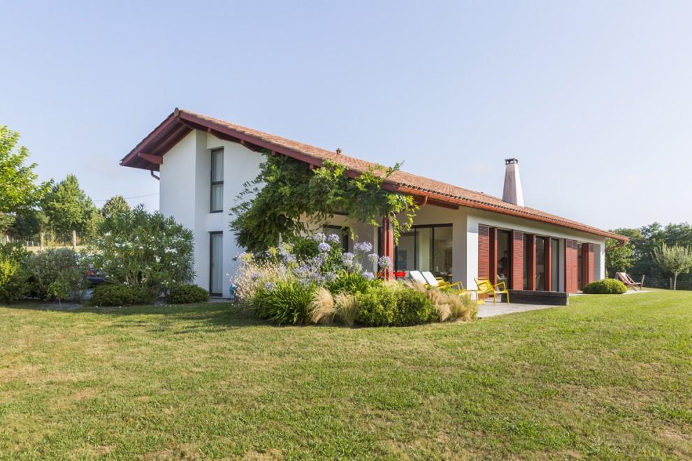 Splendide maison contemporaine pays basque