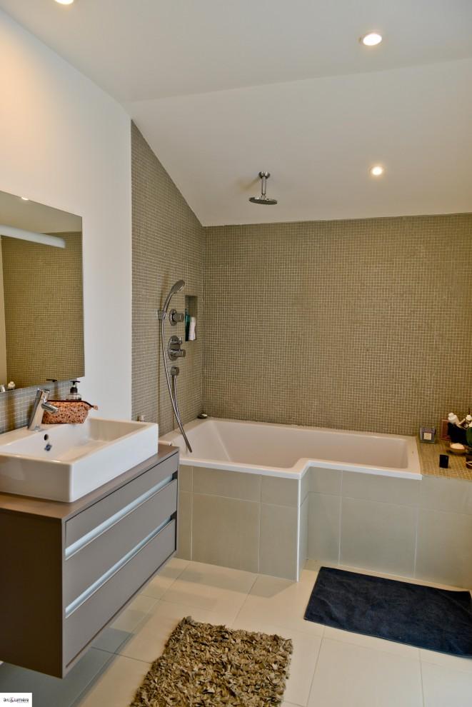 Splendide salle de bain design