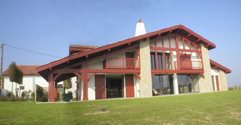 Splendide villa luxueuse, côte basque
