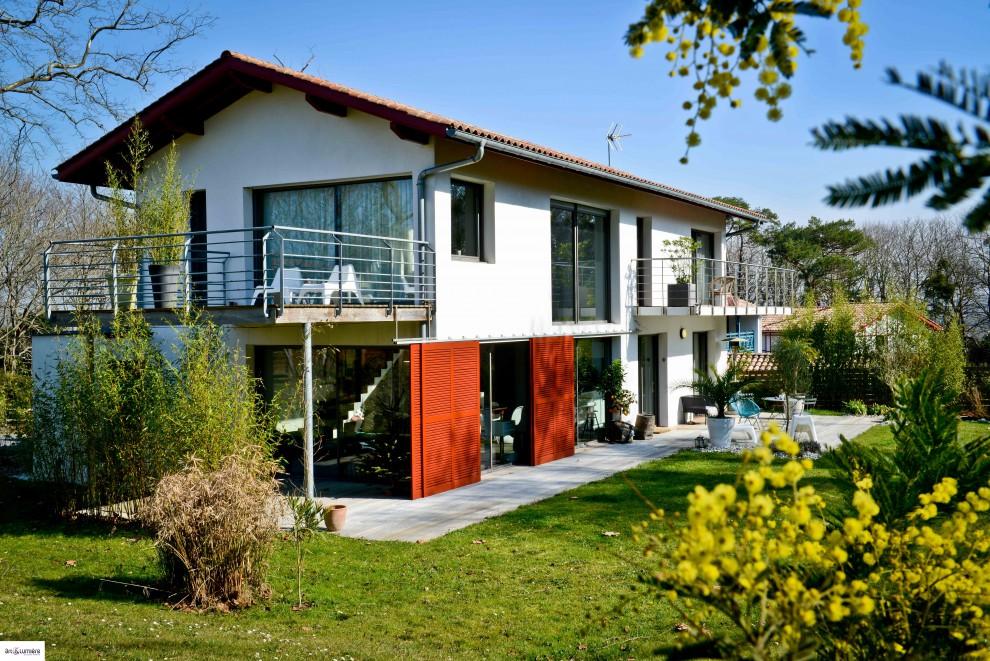 très belle villa contemporaine de luxe