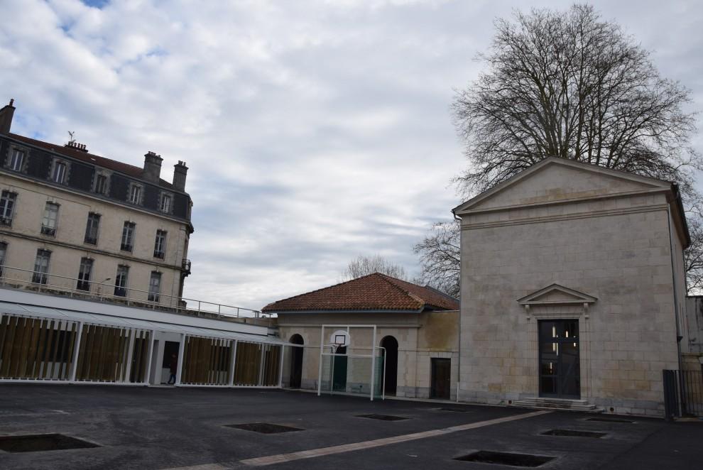 Ecole élémentaire bayonne contemporain