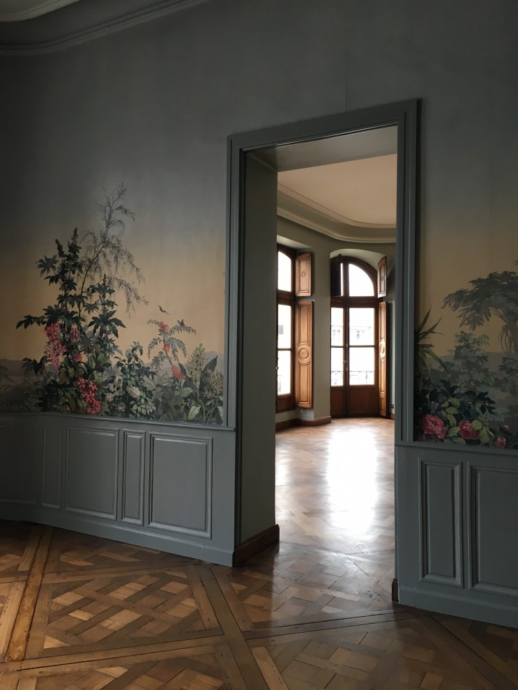 Magnifique rénovation contemporaine