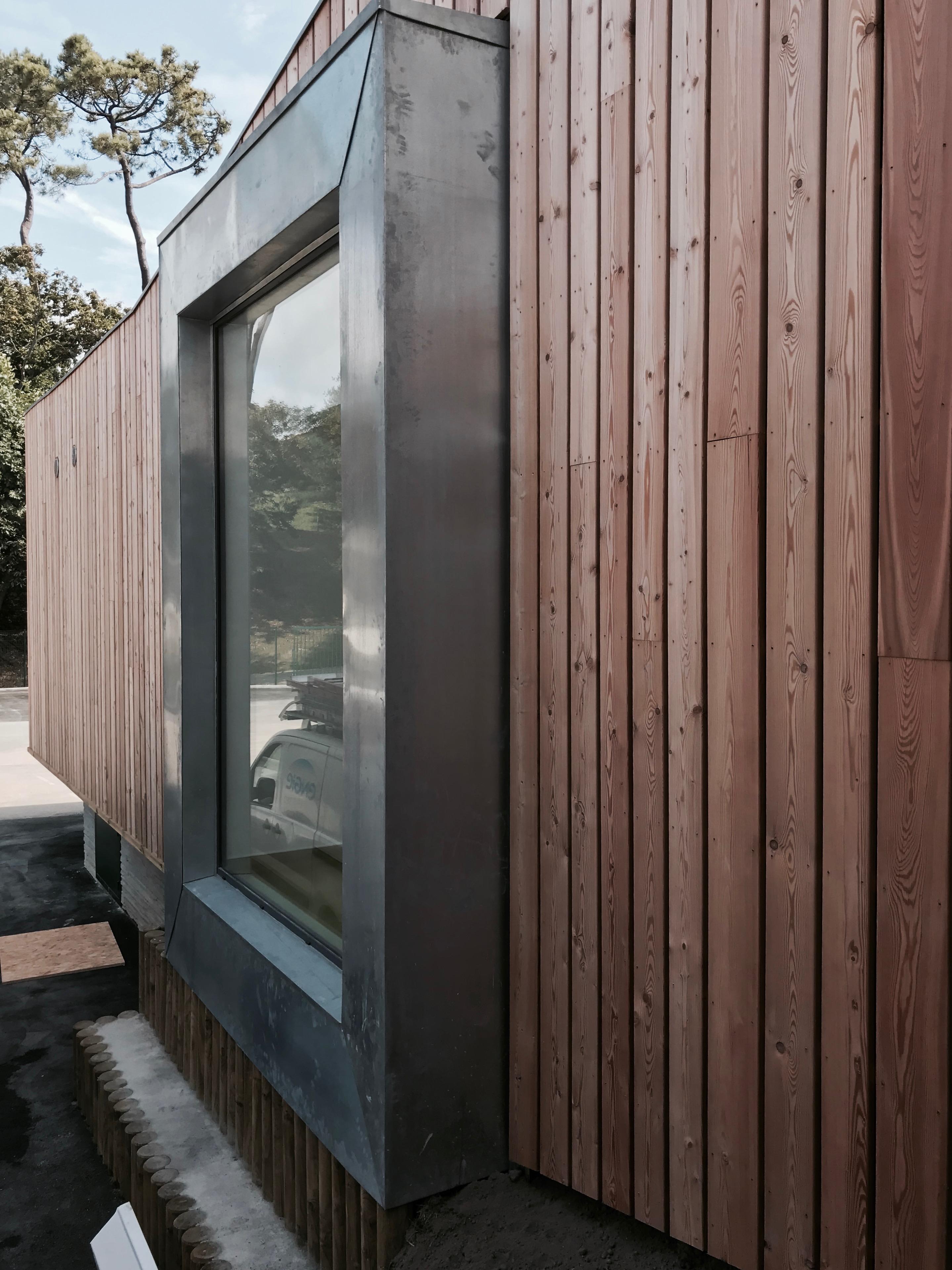Detail #Delettre Architecte