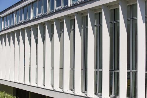 ARCHITECTURE - Extension du batiment de la Communauté des Communes d'Urrugne